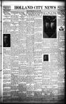 Holland City News, Volume 65, Number 15: April 9, 1936