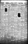 Holland City News, Volume 65, Number 28: July 9, 1936