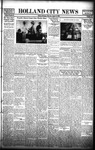 Holland City News, Volume 65, Number 33: August 13, 1936