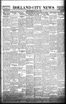 Holland City News, Volume 65, Number 35: August 27, 1936