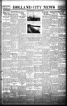Holland City News, Volume 65, Number 39: September 24, 1936 by Holland City News