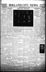 Holland City News, Volume 65, Number 42: October 15, 1936 by Holland City News