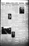 Holland City News, Volume 65, Number 44: October 29, 1936 by Holland City News