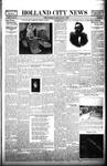 Holland City News, Volume 66, Number 6: February 11, 1937