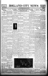 Holland City News, Volume 66, Number 14: April 8, 1937