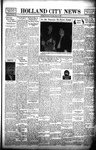 Holland City News, Volume 66, Number 21: May 27, 1937