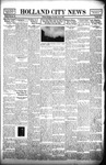 Holland City News, Volume 66, Number 22: June 3, 1937