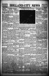 Holland City News, Volume 66, Number 35: September 2, 1937 by Holland City News