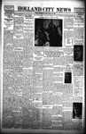 Holland City News, Volume 66, Number 36: September 9, 1937 by Holland City News
