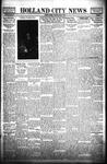 Holland City News, Volume 67, Number 1: January 6, 1938