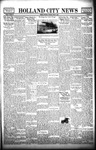 Holland City News, Volume 67, Number 9: March 3, 1938