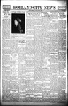 Holland City News, Volume 67, Number 13: March 31, 1938