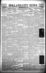 Holland City News, Volume 67, Number 14: April 7, 1938