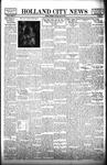 Holland City News, Volume 67, Number 17: April 28, 1938