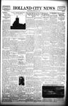 Holland City News, Volume 67, Number 23: June 9, 1938