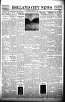 Holland City News, Volume 67, Number 24: June 16, 1938