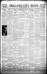 Holland City News, Volume 67, Number 25: June 23, 1938
