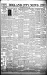 Holland City News, Volume 67, Number 37: September 15, 1938