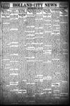 Holland City News, Volume 68, Number 3: January 19, 1939