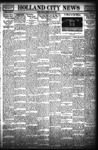 Holland City News, Volume 68, Number 11: March 16, 1939