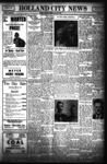 Holland City News, Volume 68, Number 13: March 30, 1939