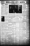 Holland City News, Volume 68, Number 15: April 13, 1939