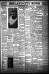 Holland City News, Volume 68, Number 16: April 20, 1939