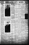 Holland City News, Volume 68, Number 17: April 27, 1939