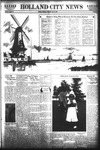 Holland City News, Volume 68, Number 19: May 11, 1939