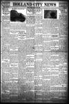 Holland City News, Volume 68, Number 23: June 8, 1939