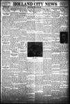 Holland City News, Volume 68, Number 24: June 15, 1939
