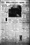 Holland City News, Volume 68, Number 27: July 6, 1939