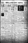 Holland City News, Volume 68, Number 28: July 13, 1939 by Holland City News