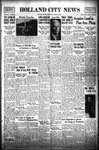Holland City News, Volume 68, Number 33: August 17, 1939 by Holland City News