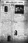 Holland City News, Volume 68, Number 34: August 24, 1939 by Holland City News
