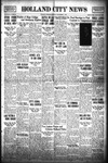 Holland City News, Volume 68, Number 36: September 7, 1939 by Holland City News
