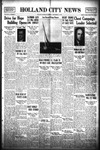 Holland City News, Volume 68, Number 37: September 14, 1939 by Holland City News