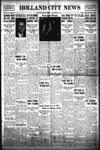Holland City News, Volume 68, Number 38: September 21, 1939 by Holland City News