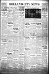 Holland City News, Volume 68, Number 39: September 28, 1939