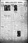 Holland City News, Volume 68, Number 40: October 5, 1939 by Holland City News