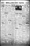 Holland City News, Volume 68, Number 43: October 26, 1939 by Holland City News