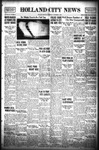Holland City News, Volume 68, Number 45: November 9, 1939 by Holland City News