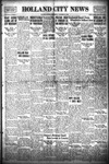 Holland City News, Volume 68, Number 47: November 22, 1939 by Holland City News