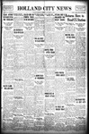 Holland City News, Volume 68, Number 48: November 30, 1939 by Holland City News