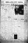 Holland City News, Volume 68, Number 49: December 7, 1939 by Holland City News