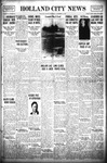 Holland City News, Volume 68, Number 50: December 14, 1939