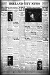 Holland City News, Volume 68, Number 52: December 28, 1939 by Holland City News