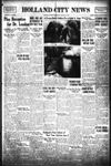 Holland City News, Volume 69, Number 1: January 4, 1940