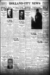 Holland City News, Volume 69, Number 2: January 11, 1940