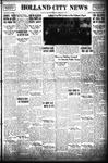 Holland City News, Volume 69, Number 7: February 15, 1940
